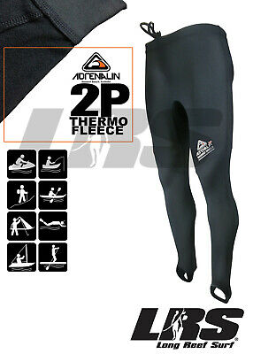 NEW Adrenalin Thermal 2P Fleece Long Pants Superstretch Lycra Mens & Ladies