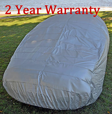 Hail storm emergency protection car cover size Large 6mm padding high quality