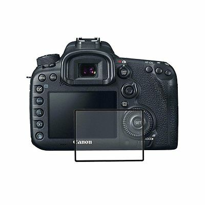 SCREEN PROTECTOR PRO OPTICAL GLASS for Canon 7D Mark II 7D MKII 7D MK2