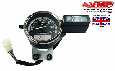 SUPERBYKE RMX 125 & HYOSUNG RX XRX 125 Speedo Clock Indicator Neutral Main Beam