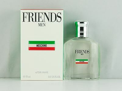 MOSCHINO FRIENDS MEN AFTER SHAVE - 75 ml