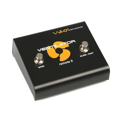 Neo Instruments - Ventilator Remote 2 - External Footswitch - 8 Switching Modes