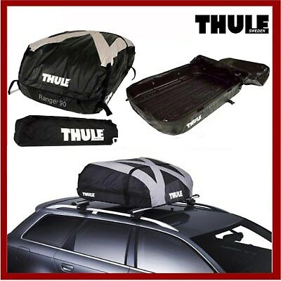 Thule 591 ProRide Twin Pack Roof Mount Cycle/Bike Carriers New! Free Fast P&P X2