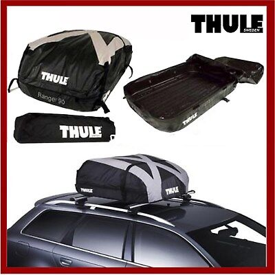 Thule 598 ProRide Twin Pack Roof Mount Cycle / Bike Carriers