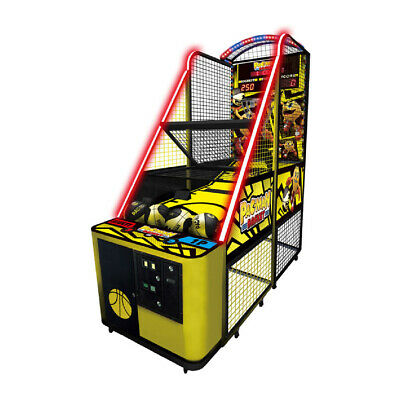 Namco Pac Man Basketball Redemption Arcade Game