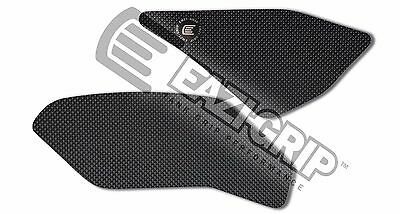 Eazi-Grip™ PRO Motorcycle Tank Grips Yamaha YZF-R1 2015-Current. Clear Black