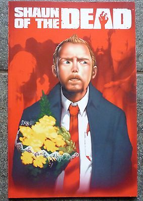 Shaun Of The Dead Graphic Novel 1St/1St Ed Exc