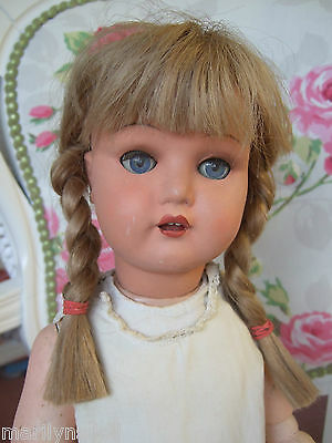 "VHTF 19320-30's Unica  doll 20"" Original"