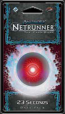 Android: Netrunner LCG 23 Seconds • Flashpoint-Cycle english
