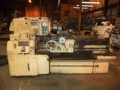 "Monarch Model 612, 13""/20"" x 30"" Geared Head Engine Lathe, Inch/Metric, Taper"