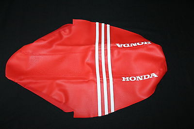 Honda Crf250 2004-09 Crf450 2005-08 Flu Full Gripper Seat Cover