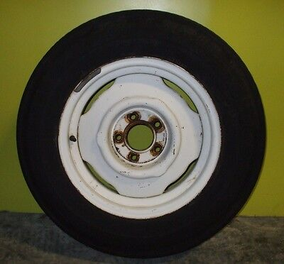 Mopar  Poly Glass Tire and OEM Wheel