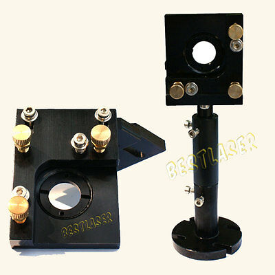 """0.98""""/25Mm The First And Second Reflection Mirror Fixture Mount For Laser"""