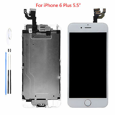 LCD Touch Screen Display Digitizer Full Replacement for iPhone 6 Plus 5.5