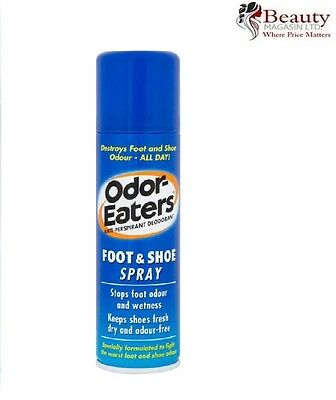Odor-Eaters Foot & Shoe Spray 150ml