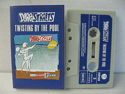 Dire Straits -twisting by the pool EP - Cassette Tape
