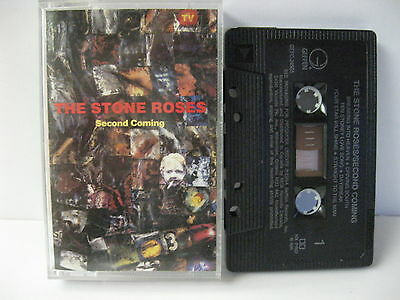 The Stone Roses - second Coming - Cassette Tape
