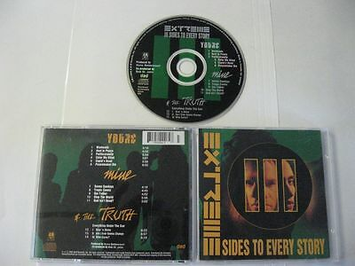 Extreme III sides to every story - 3 - CD Compact Disc