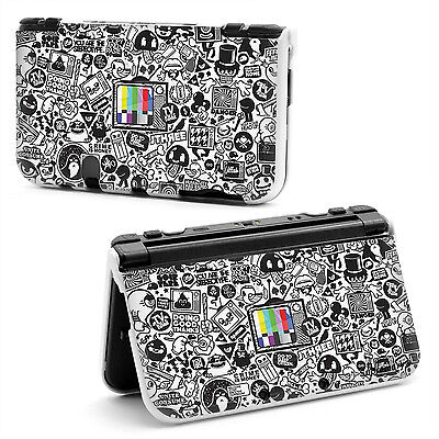 Supremery New Nintendo 3DS XL Case Hülle Kunststoff-Shell Hard Cover - 301