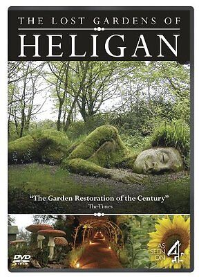 The Lost Gardens of Heligan - NEW DVD