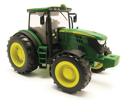 TOMY 42837 Britains John Deere 6210R Tractor 1:16 Scale Age 3+ Brand New in Box