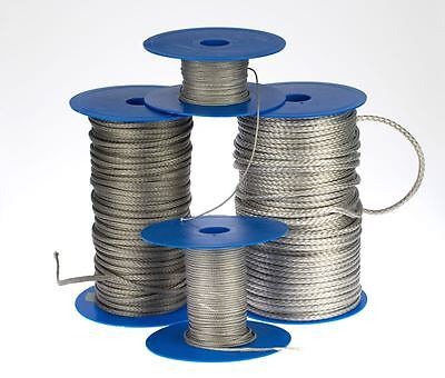 100 Meter Reel - Dyneema Core - 1.5mm - 8mm - Huge savings on per metre price!