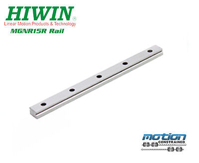 New Hiwin MGNR15R Linear Guideway Rail MGN15 Series up to 1980mm Long