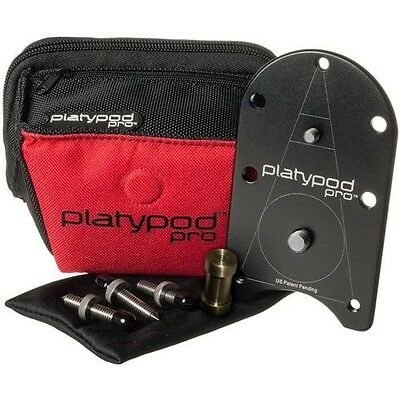 Platypod Pro Camera Support Deluxe Kit. Delivery is Free