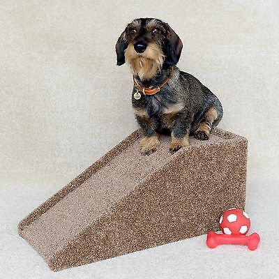 Dog Ramp Handmade Indoor Pet Cat Dog Bed Sofa Steps Stairs Portable Lightweight