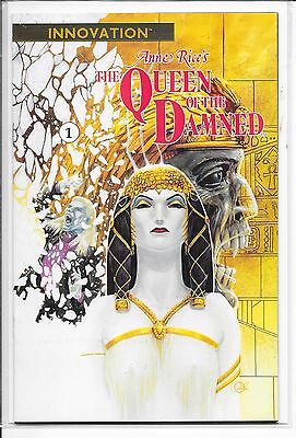 Anne Rice's The Queen of the Damned 1-3, 5-7 Innovation (1991)