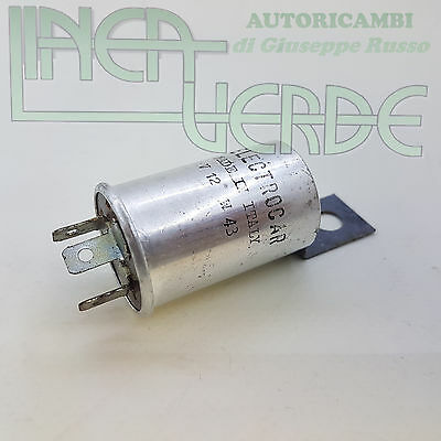 Fiat 500 F - L - R -126 Intermittence Flashes Clignotants 12V 43W Made In Italy