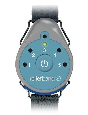 NEW ReliefBand for Motion & Morning Sickness. Brand New