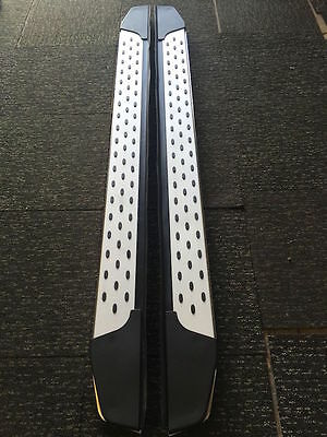 Kia Sportage 2010-2015 M16 67''Aluminium Side Steps Running Board With Brackets