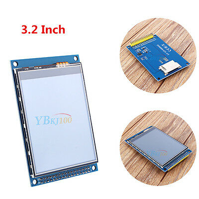 """3.2""""inch 240x400 TFT LCD Display Module Touch Panel PCB Adapter Color Screen"""