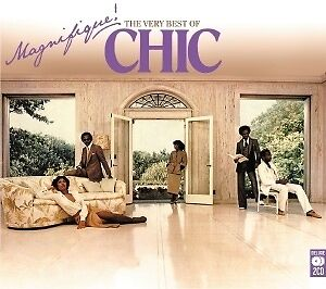 Magnifique - The Very Best Of - CHIC [2x CD]