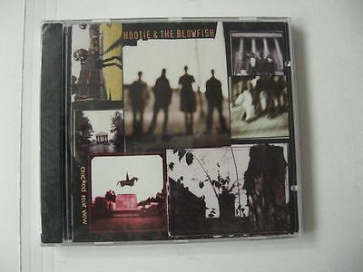 Hootie the Blowfish cracked rear view - & - CD Compact Disc