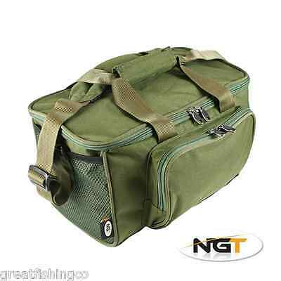 NGT Green Small Carryall,  Carp Fishing Bag / Stalking Hold All (537)