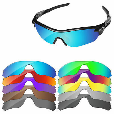 Polarized Replacement Lenses For-Oakley RadarLock Edge Sunglass Multi - Options