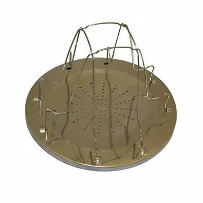 Camping Portable 4 Slice Stove Stainless Steel Toast Stand AC48600