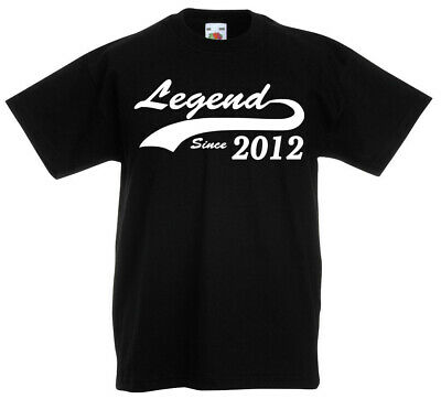 Legend 2009 T Shirt 10th Birthday Gifts Presents Gift Ideas For 10 Year Old Boys