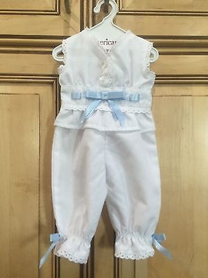 """American Girl 18/"""" Doll REBECCA Retired Pajamas ONLY"""