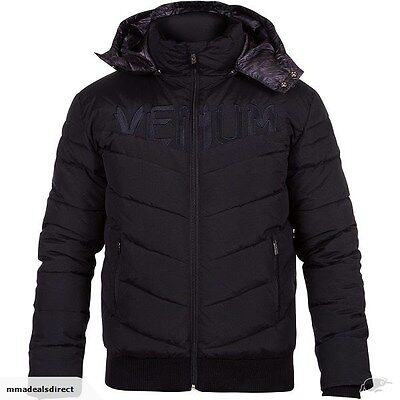 Venum Sharp Down Jacket - Black Mma Ufc