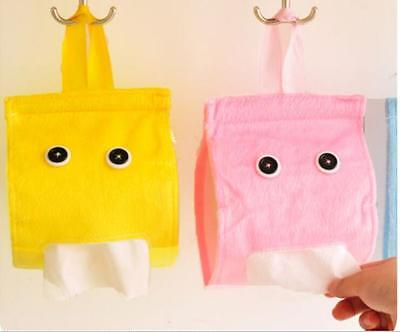 Toilet Paper Cute Cartoon Roll Holder New Dispenser Tissue Cover Storage