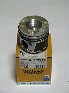 OPEL FIAT 1.3JTD 1.3CDTI 16V Z13 Y13 Z13DT Y13DT pistoni e anelli-fasce spinotto