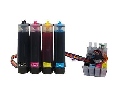 CISS CIS Ink System for Epson 220 nonOEM WorkForce WF-2650, WF-2660,T220 w/Chips