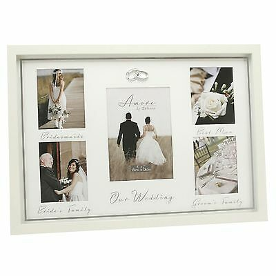 Our Wedding Collage Photo Frame