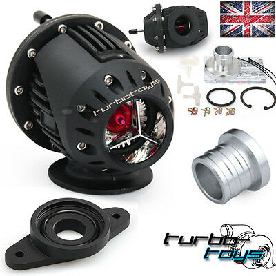 Sequential Ssqv Atmos Dump Blow Off Valve Fit Mazda Cx7 Mazdaspeed Mps 3 6 Black