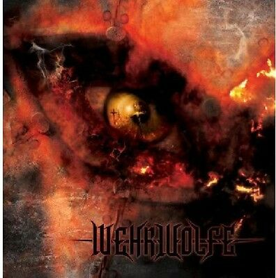 Godless We Stand - Wehrwolfe (CD Used Very Good)