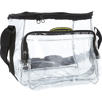 My Clear Backpack Event Bag - Clear Travel Cooler NEW