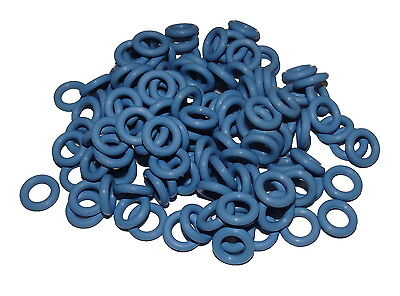Captain O-Ring - Rubber Keyboard Switch Dampeners Blue [40A-R 0.4mm] (135 pcs)